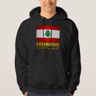 Lebanon Pride Apparel Hooded Sweatshirt