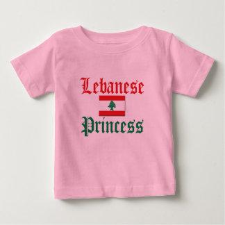 Lebanon Princess Baby T-Shirt