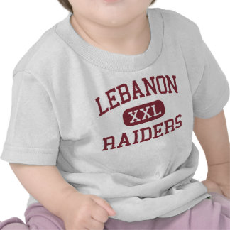 Lebanon - Raiders - High - Lebanon New Hampshire Tee Shirts