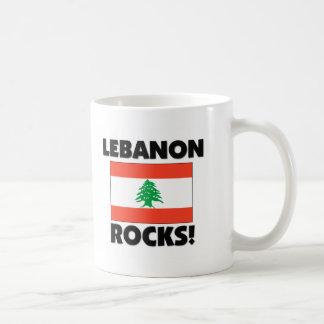 Lebanon Rocks Coffee Mug