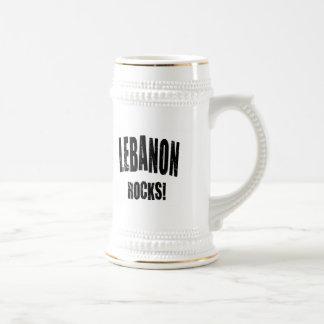 Lebanon Rocks! Mug