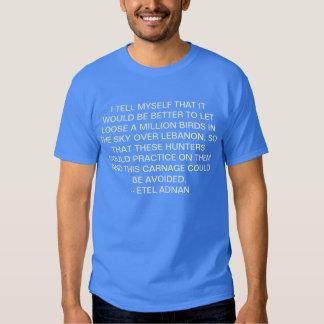 lebanon t-shirt