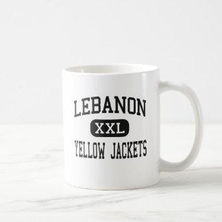 Lebanon - Yellow Jackets - High - Lebanon Missouri Coffee Mug