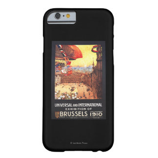 Lebaudy Airship with World Flags at Expo Barely There iPhone 6 Case