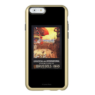 Lebaudy Airship with World Flags at Expo Incipio Feather® Shine iPhone 6 Case