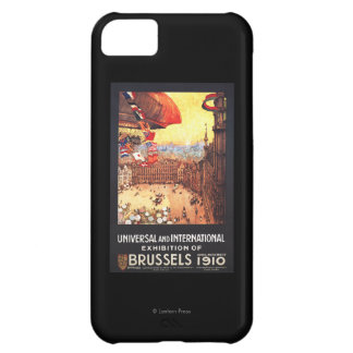 Lebaudy Airship with World Flags at Expo iPhone 5C Case