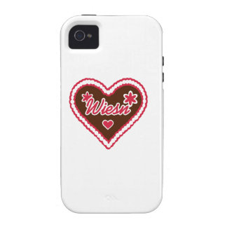 Lebkuchen heart Wiesn Case For The iPhone 4