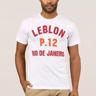 Leblon Posto 12 Río de Janeiro Playera