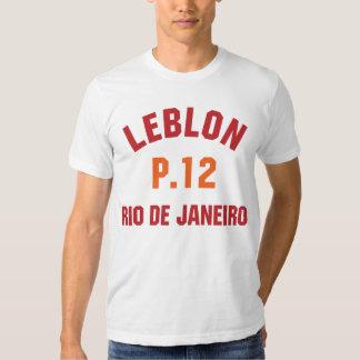 Leblon Posto 12 Río de Janeiro Poleras