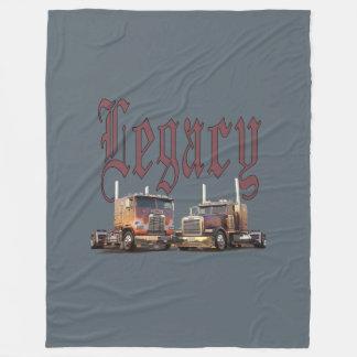 Lecacy Fleece Blanket