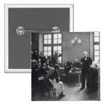 Lección con el doctor Charcot en el Salpetriere Pin