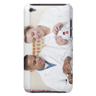 Lección de la química. 3 Case-Mate iPod touch cárcasas