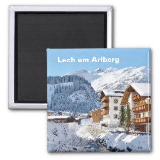 Lech Arlberg - imán del recuerdo