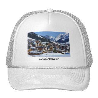 Lech en Austria - gorra