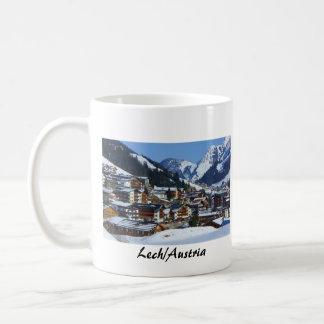 Lech en Austria - taza