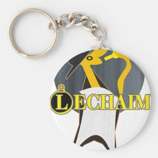 Lechaim Keychain