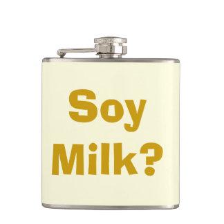 ¿Leche de soja del PERSONALIZAR? - Refrán