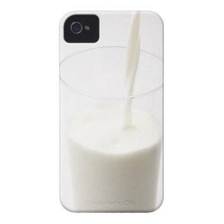 Leche iPhone 4 Case-Mate Cárcasas