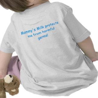 ¡Leche materna la vacuna dolor-libre Camiseta
