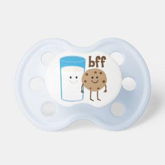 Leche y galletas BFF Chupetes Para Bebés