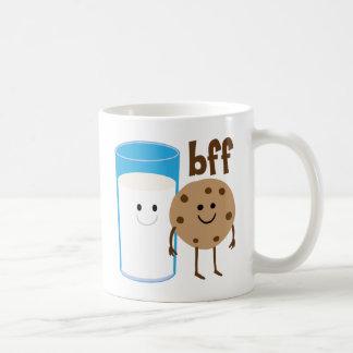 Leche y galletas BFF Taza