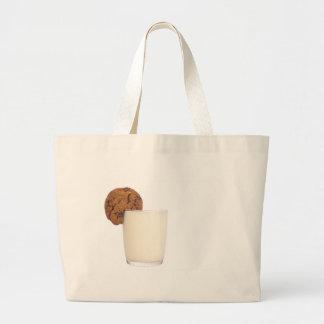 leche y galletas bolsa