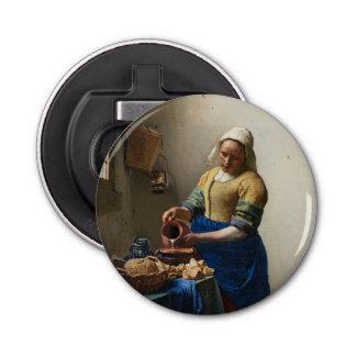 Lechera Juan Vermeer Abrebotellas Redondo