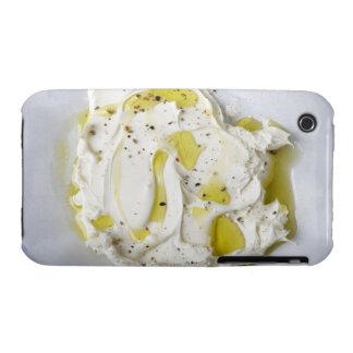 Lechería, comida, comida y bebida, Mascarpone, Funda Bareyly There Para iPhone 3 De Case-Mate