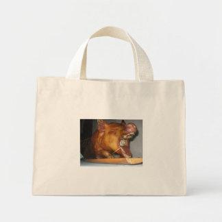 Lechon Canvas Bag