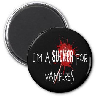Lechón para los vampiros - imán