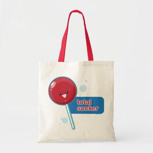 Lechón total… bolsas de mano