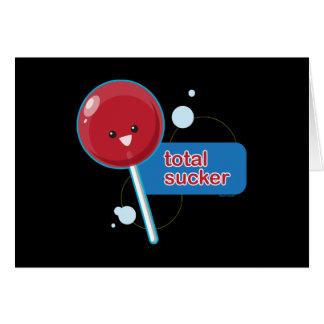Lechón total… tarjeta de felicitación