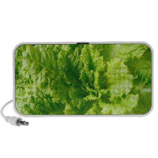 Lechuga iPod Altavoces