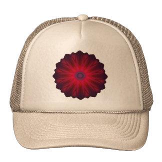 Lechuga roja gorra