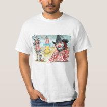 LECILE Men's Value T-Shirt