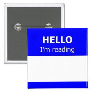 Lectores consultivos pin cuadrado