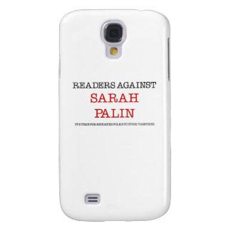 Lectores contra Sarah Palin