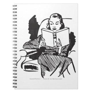 Lectura apasionada cuaderno