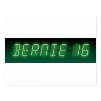 Lectura de Digitaces de las chorreadoras de Bernie Postales