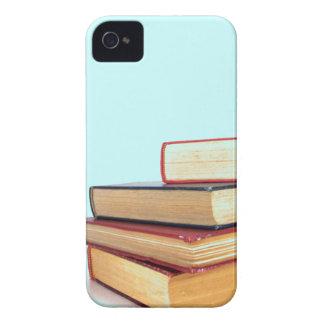 Lectura de la biblioteca del caso 4S del iPhone 4 Case-Mate iPhone 4 Funda