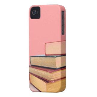 Lectura de la biblioteca del caso 4S del iPhone 4 Case-Mate iPhone 4 Protector