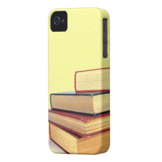 Lectura de la biblioteca del caso 4S del iPhone 4 iPhone 4 Case-Mate Cobertura