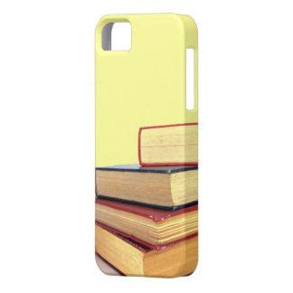Lectura de la biblioteca del caso del iPhone 5 de Funda Para iPhone SE/5/5s