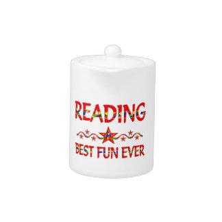 Lectura de la mejor diversión