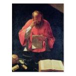 Lectura de St Jerome Postal