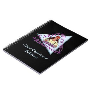 Lectura de Tarot - cuaderno