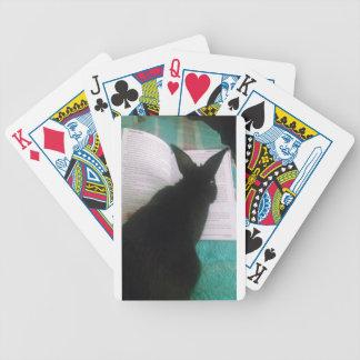 Lectura del conejito baraja de cartas