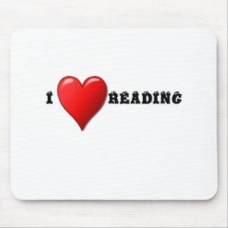 Lectura del corazón I Tapetes De Raton