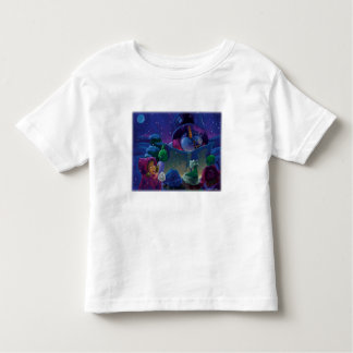 Lectura del invierno t-shirts