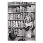 Lectura del libro tarjetón